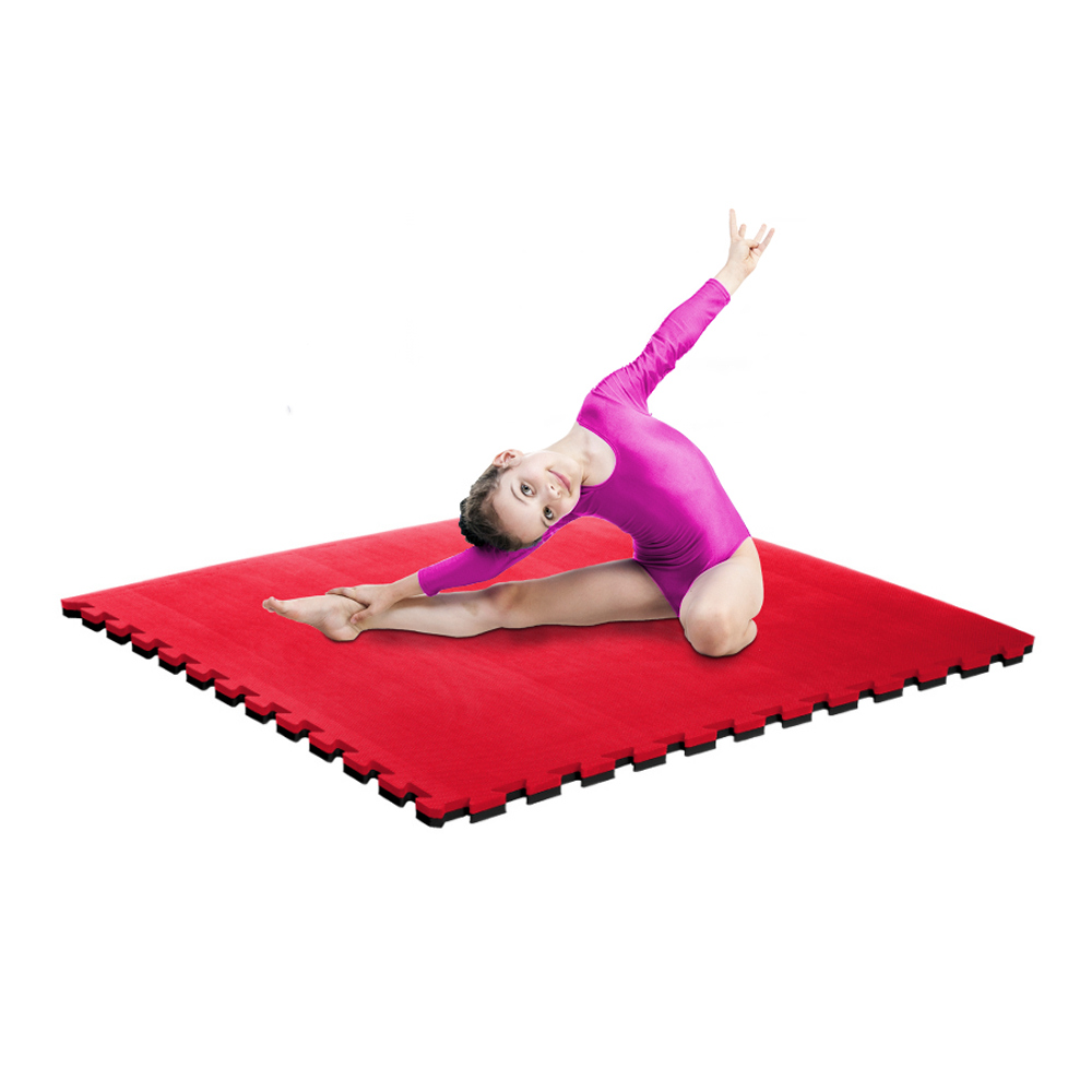 gym your photo garage mats protect workout equipment large for and foundation mat options rubber flooring my