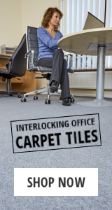 Office Carpet Tiles!